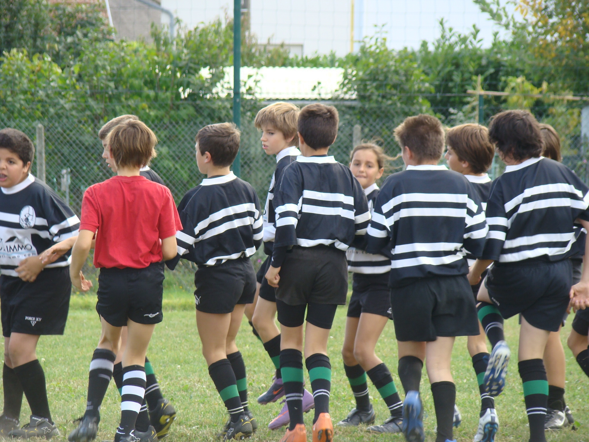 rugby rencontre quinze